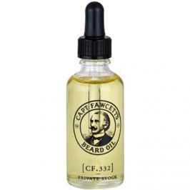 Captain Fawcett Beard Oil szakáll olaj  50 ml