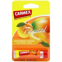 Carmex Tropical hidratáló ajakbalzsam ceruzában (Peach and Mango) 4,25 g