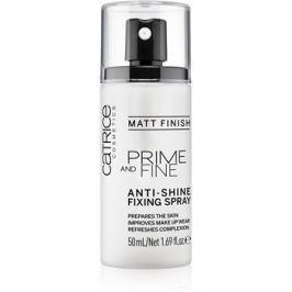 Catrice Prime And Fine make-up fixáló spray  50 ml