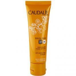 Caudalie Soleil Divin ránctalanító napozókrém SPF50  40 ml
