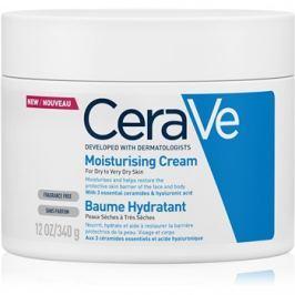 CeraVe Moisturizers hidratáló krém arcra és testre Száraz, nagyon száraz bőrre  340 g