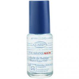 Clarins Men Shave borotválkozási olaj minden bőrtípusra  30 ml