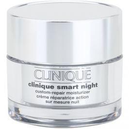 Clinique Clinique Smart hidratáló éjszakai krém a ráncok ellen száraz és nagyon száraz bőrre  30 ml