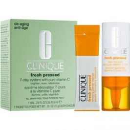 Clinique Fresh Pressed kozmetika szett I.