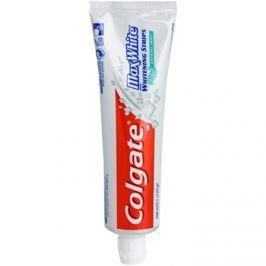 Colgate Max White fogkrém fehérítő hatással íz Crystal Mint 100 ml