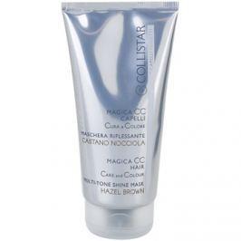Collistar Magica CC tápláló tonizáló maszk a világosbarna és sötétszőke hajra  150 ml
