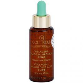 Collistar Pure Actives feszesítő szérum dekoltázsra és mellekre kollagénnel  50 ml