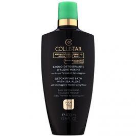 Collistar Special Perfect Body méregtelenítő fürdő olaj tengeri moszat kivonatokkal  400 ml