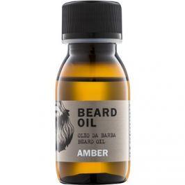 Dear Beard Beard Oil Amber szakáll olaj parabénmentes és szilikonmentes  50 ml