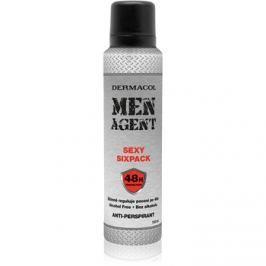 Dermacol Men Agent Sexy Sixpack antiperspirant  150 ml