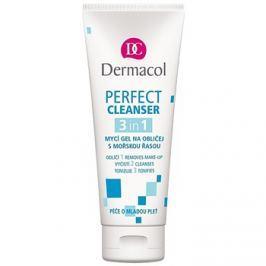 Dermacol Perfect arclemosó gél tengeri moszattal  100 ml