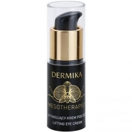 Dermika Mesotherapist liftinges szemkrém érett bőrre (With New Generation Hyaluronic Acid and Black Orchid) 15 ml