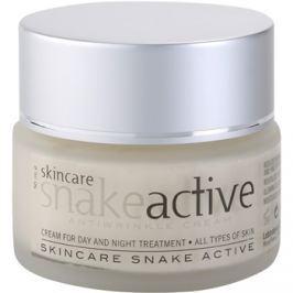 Diet Esthetic SnakeActive nappali és éjszakai ránctalanító krém kígyóméreggel  50 ml
