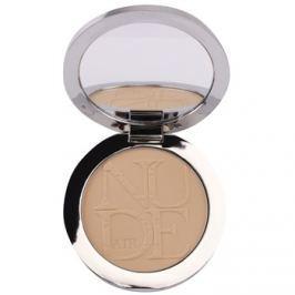 Dior Diorskin Nude Air Powder kompakt púder ecsettel árnyalat 020 Beige Clair/Light Beige 10 g