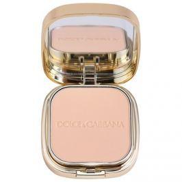 Dolce & Gabbana The Foundation Perfect Matte Powder Foundation mattító púderes make-up tükörrel és aplikátorral árnyalat No. 60 Classic  15 g