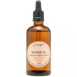 Dr. Feelgood BIO and RAW baobab olaj nagyon száraz bőrre  100 ml