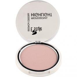E style Professional Highlight kompakt púderes élénkítő arcra árnyalat 03 Pink Haze 12 g