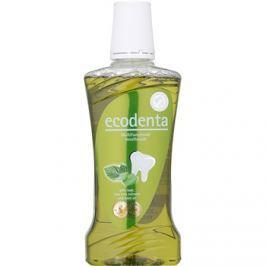 Ecodenta Sage & Aloe Vera & Mint Oil szájvíz a friss leheletért és a fogíny védelmére  480 ml