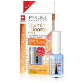 Eveline Cosmetics Nail Therapy Professional vitaminos kondicionáló körömre 6 in 1  12 ml