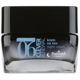 Farmona Dermiss Renewal detoxikáló éjszakai krém a bőr felszínének megújítására Step 06 50 ml