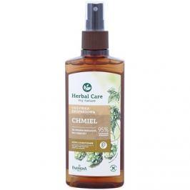 Farmona Herbal Care Hops öblítést nem igénylő spray kondicionáló dús hatásért  200 ml