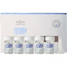 Farmona Hydra Quest aktív szérum hidratáló hatással  5 x 5 ml