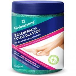 Farmona Nivelazione Feet fürdősó a fáradt lábakra  600 g