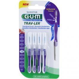 G.U.M Trav-Ler fogköztisztító kefe 4 db 1,2 mm