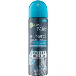 Garnier Men Mineral Pure Active antibakteriális izzadásgátló spray -ben  150 ml