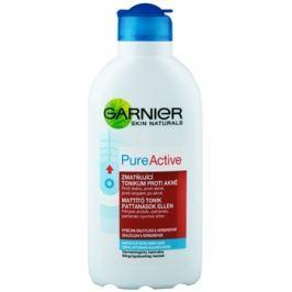 Garnier Pure Active tisztító tonik problémás és pattanásos bőrre  200 ml