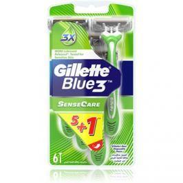 Gillette Blue 3 Sense Care eldobható borotva 5 + 1 Ks