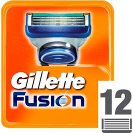 Gillette Fusion tartalék pengék  12 db