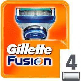 Gillette Fusion tartalék pengék  4 db