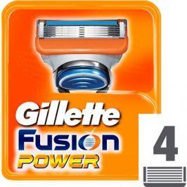 Gillette Fusion Power tartalék pengék  4 db