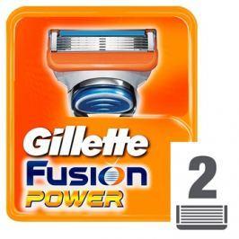 Gillette Fusion Power tartalék pengék  2 db