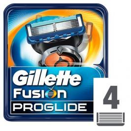 Gillette Fusion Proglide tartalék pengék  4 db