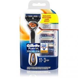 Gillette Fusion Proglide Flexball borotva + tartalék pengék  3 db