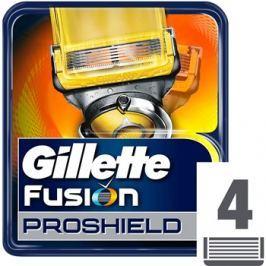 Gillette Fusion Proshield tartalék pengék  4 db