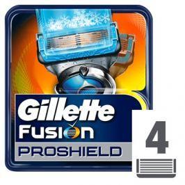 Gillette Fusion Proshield Chill tartalék pengék  4 db