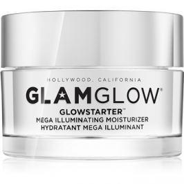 Glam Glow GlowStarter bőrvilágosító tonizáló krém hidratáló hatással árnyalat Sun Glow 50 ml