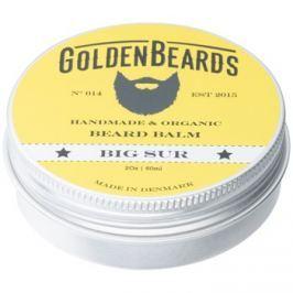 Golden Beards Big Sur szakáll balzsam  60 ml