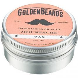 Golden Beards Moustache bajuszviasz  15 ml