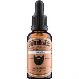 Golden Beards Toscana szakáll olaj  30 ml