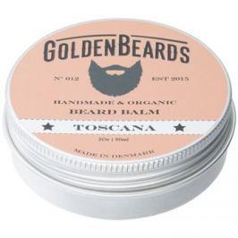 Golden Beards Toscana szakáll balzsam  60 ml
