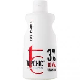 Goldwell Topchic színelőhívó emulzió 3% 10 Vol.  1000 ml