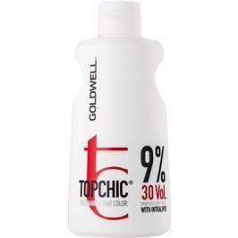 Goldwell Topchic színelőhívó emulzió 9% 30 Vol.  1000 ml