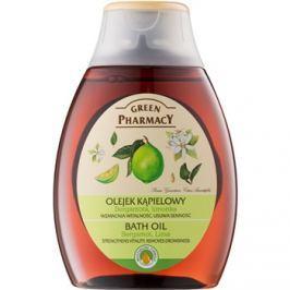 Green Pharmacy Body Care Bergamot & Lime fürdő olaj  250 ml