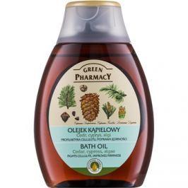 Green Pharmacy Body Care Cedar & Cypress & Algae fürdő olaj  250 ml