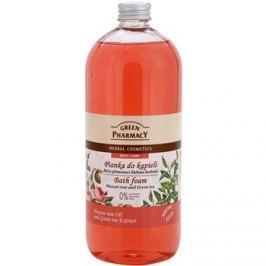 Green Pharmacy Body Care Muscat Rose & Green Tea habfürdő  1000 ml