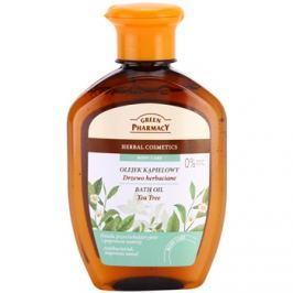 Green Pharmacy Body Care Tea Tree fürdő olaj  250 ml